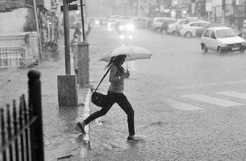 गर्मी से मिलेगी राहत, रविवार को देश के कई राज्यों में होगी झमाझम बारिश!