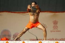 योग गुरु रामदेव ने अंग्रेजों को सिखाया योग, कहा- भारत ने की शुरुआत