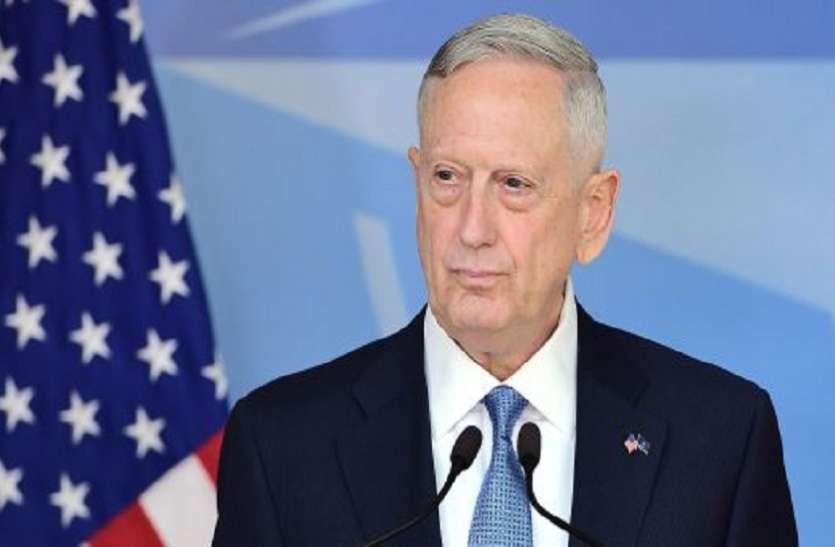 अमरीकी रक्षा मंत्री कल करेंगे चीन का दौरा, उत्तर कोरिया मुद्दे पर होगी चर्चा
