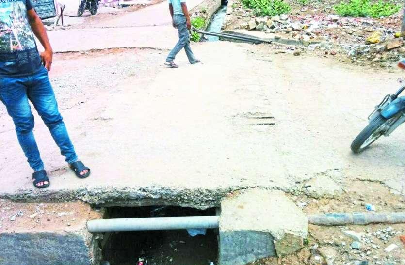 नगर निगम की साजिश का नतीजा बस स्टैंड में जलभराव, 10 साल से हर बारिश में बनती है बाढ़ की स्थिति