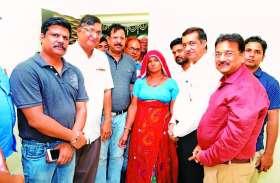 राजस्थान पत्रिका की पहल से इस असहाय परिवार को मिला आशियाना