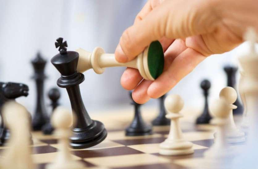उदयपुर में चल रही अंतरराष्ट्रीय ओपन फिडे रेटिंग शतरंज प्रतियोगिता का हुआ समापन, यहां देखें क्या रहे परिणाम