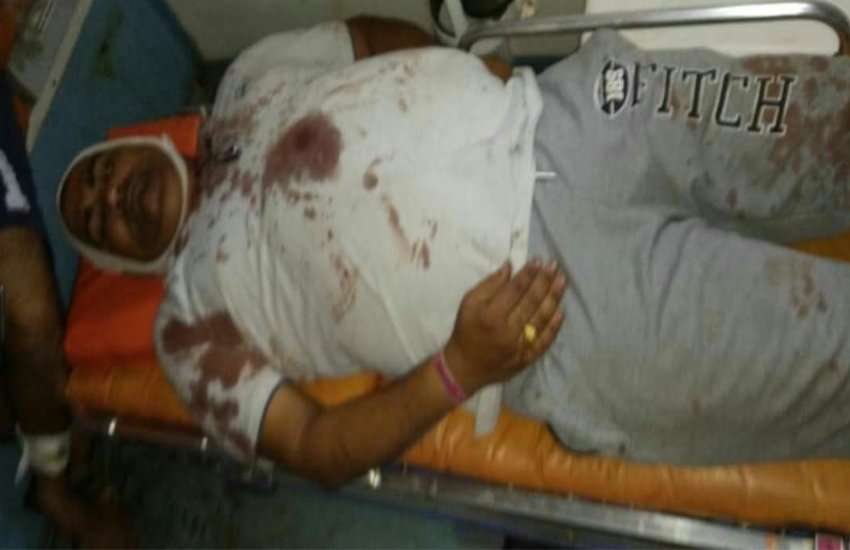 Attacks on lawyers in sagar district