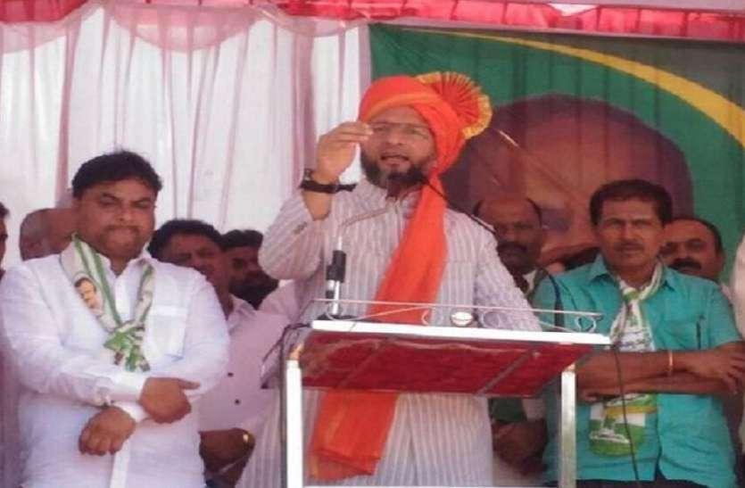 हापुड़ लिंचिंग से गुस्साए औवेसी ने कहा, मुसलमानों को ही वोट दें मुसलमान, तभी बचेगी जान