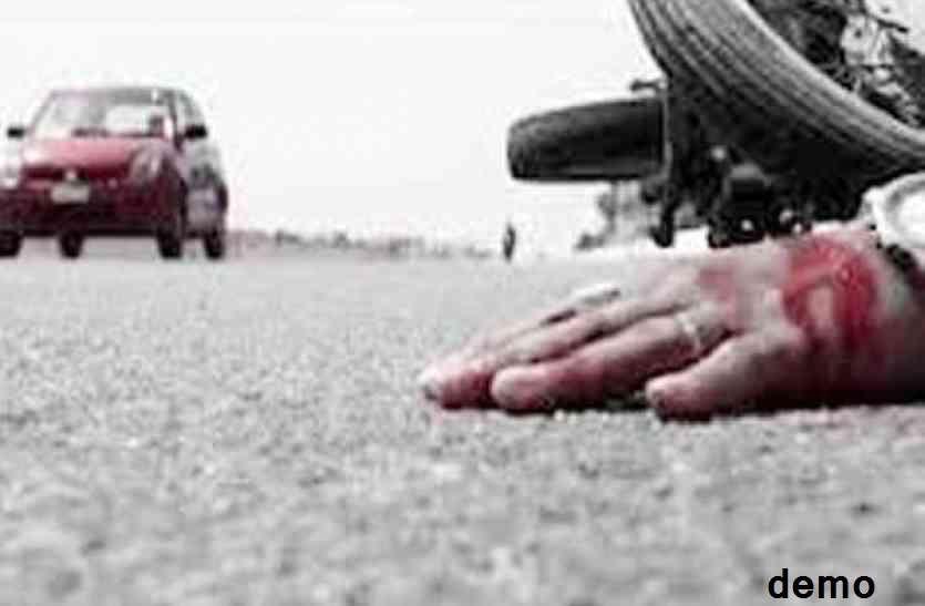 यूपी के जौनपुर में भीषण हादसा, दो लोगों की मौके पर मौत