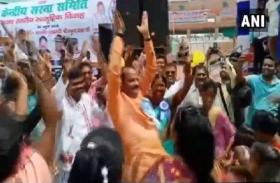 शादी समारोह में पहुंचे सीएम रघुवर दास ने जमकर लगाए ठुमके, वीडियो हुआ वायरल