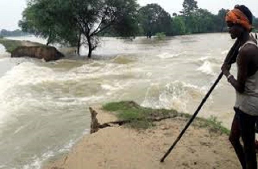 27 अति संवेदनशील कटान स्थलों की मरम्मत को गंभीर नहीं प्रशासन: मचा सकते हैं बाढ़ से तबाही