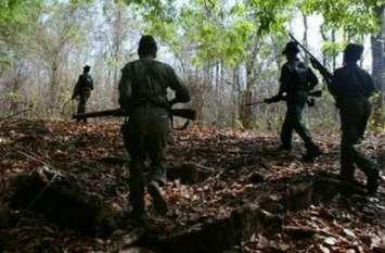झारखंड में बड़ा नक्सली हमला, लैंडमाइन से उड़ाया सेना का वाहन, सीआरपीएफ के 6 जवान शहीद