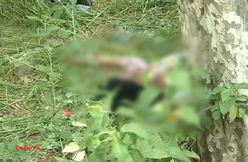 जंगल में इस हालत में मिली महिला की बॉड़ी, देखकर पुलिस भी रह गई हैरान