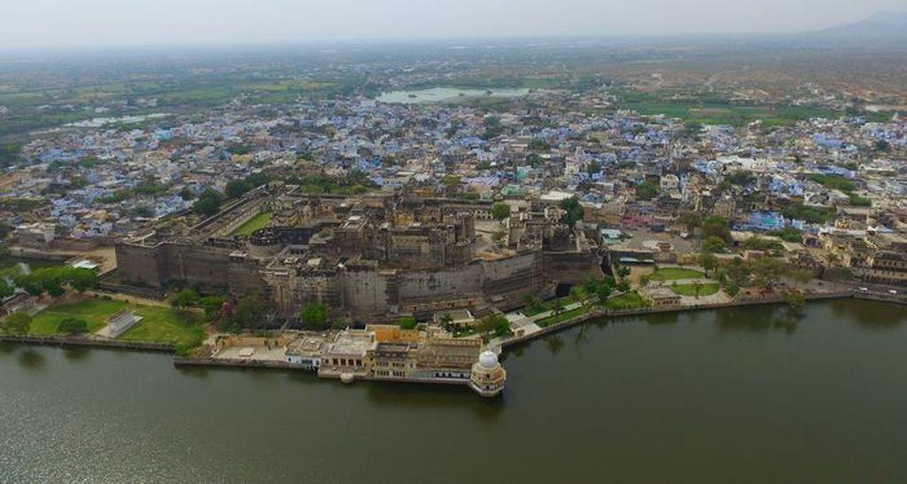 यूं स्मार्ट नजर आएगा किशनगढ़ का यह पैलेस, दंग रह जाएंगे आप इसकी सुंदरता देखकर