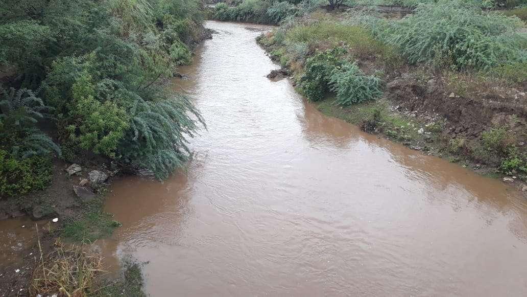video: rain in udaipur, nandeshwar channel and madar udaipur