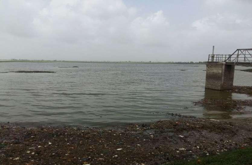 बारिश से यशवंत सागर में आया पानी, पश्चिम में जलसंकट दूर
