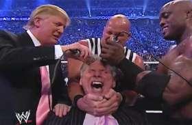 रोनाल्डो का मजाक बनाने वाले अमेरिकी राष्ट्रपति ट्रम्प खुद भी होते रहे हैं ट्रोल,वीडियों में देखिये  वो शर्मनाक पल