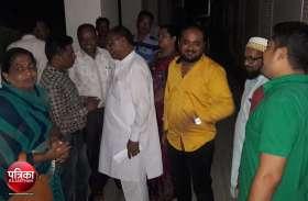 बांसवाड़ा : राज्यमंत्री से बंद कमरें में मिले पार्षद, सभापति और आयुक्त के खिलाफ जताई नाराजगी