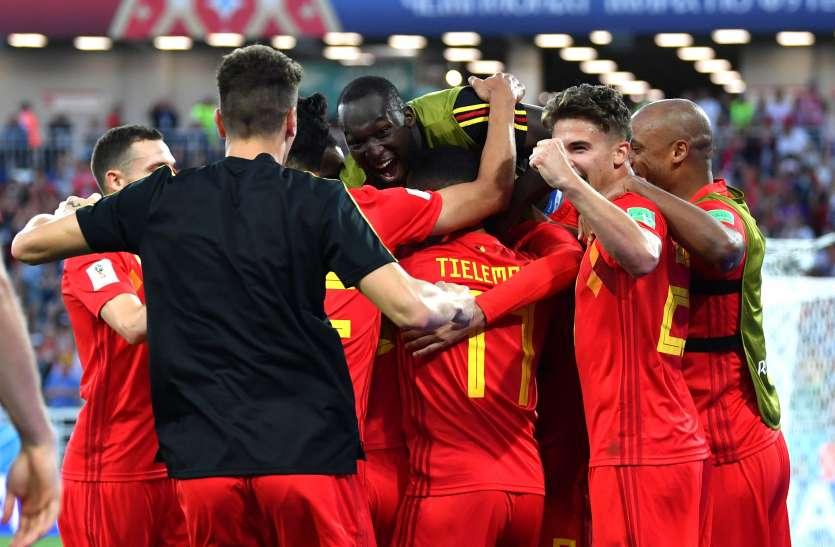 FIFA 2018 : अदनान यानुजाय के गोल से बेल्जियम ने इंग्लैंड को 1-0 से हराया