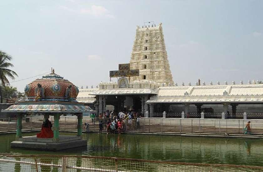 mystery of kanipakam vinayaka temple