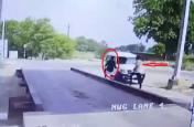 डिप्टी सीएम के जिले में बदमाशों ने टोलकर्मी को दिनदहाड़े मारी गोली, सफेद बोलेरो से की ताबड़तोड़ फायरिंग
