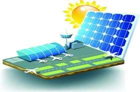 394 सरकारी भवनों में सौर ऊर्जा से होगी बिजली आपूर्ति