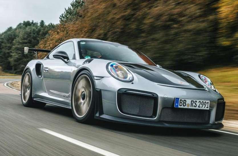 स्पीड में बुलेट ट्रेन को भी पीछे छोड़ देगी Porsche की ये सुपर कार, भारत में जल्द हो रही है लॉन्च