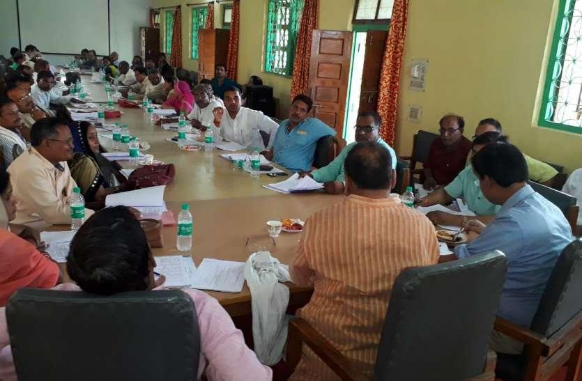 भाजपा के जिपं सदस्य ने  कहा: एससी-एसटी जाति के सरपंच-सचिव वाली पंचायतों में अधिक हो रहा भ्रष्ट्राचार, जानिए, फिर क्या हुआ
