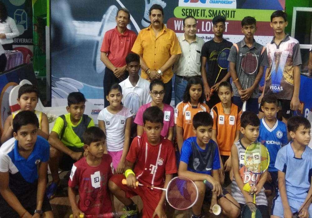 Badminton Championship