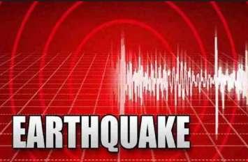 भूकंप के झटकों से थर्राया दिल्ली-NCR, रिक्टर स्केल पर तीव्रता 4 मापी गई