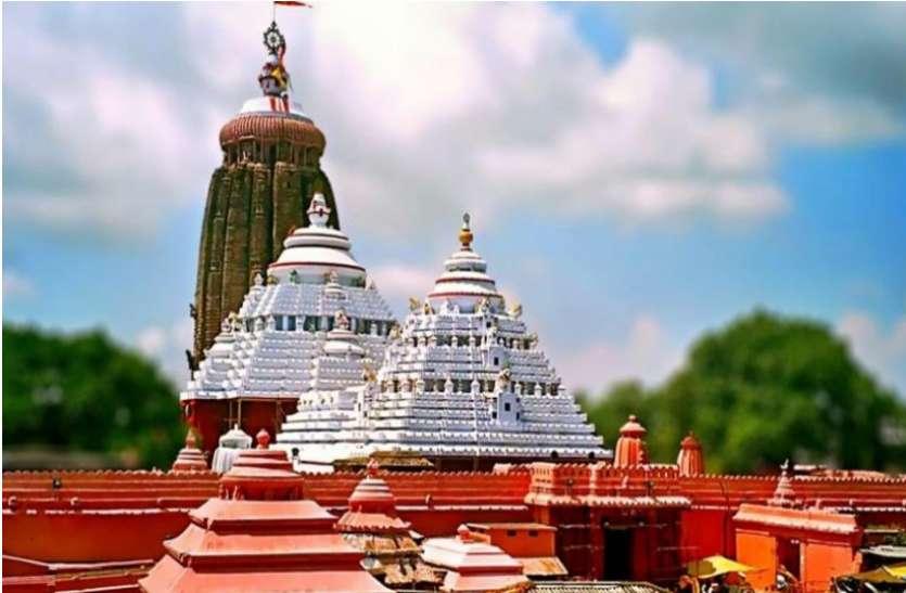 How Jagannath Temple Built - ये है जगन्नाथ मंदिर का इतिहास कुछ इस तरह हुआ  था इस अद्भभुत मंदिर का निर्माण | Patrika News