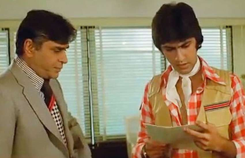 Kumar Gaurav and sanjay dutt