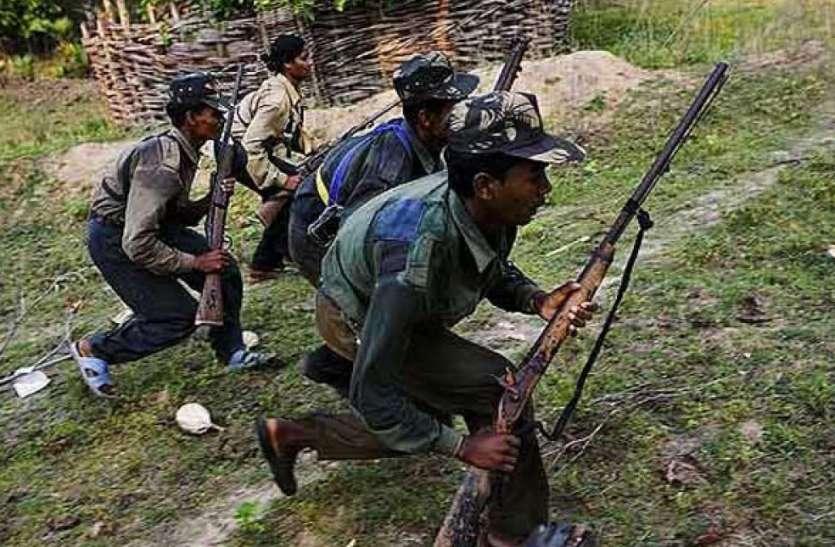 Naxal Breaking : बीजापुर में पुलिस नक्सली मुठभेड़, एक वर्दीधारी माओवादी ढ़ेर, हथियार व दैनिक सामान बरामद