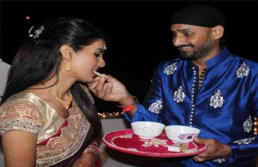 harbhajan and geeta basra
