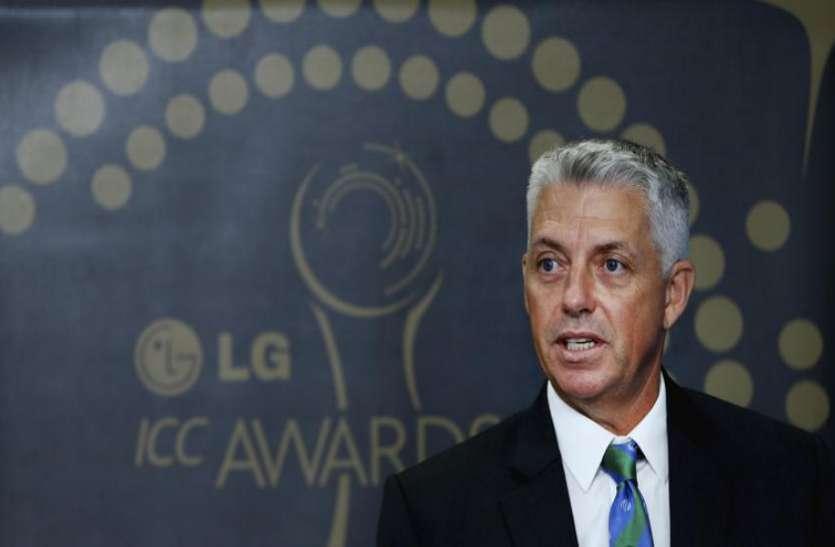 इंग्लैंड में होने वाले विश्व कप के बाद अपने पद से इस्तीफा देंगे ICC के मुख्य कार्यकारी रिचर्डसन