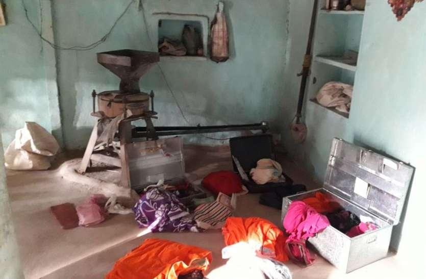 परिजन दूसरे घर में गए थे सोने, पीछे से सूने घर में कुछ ऐसा हुआ कि सुबह देख रह गए दंग...पढ़े पूरी खबर