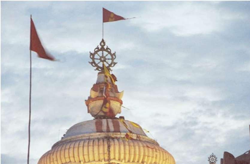 यहां सुदर्शन को माना जाता है चौथी अहम दैवीय शक्ति, जानें इस मंदिर की वास्तुकला