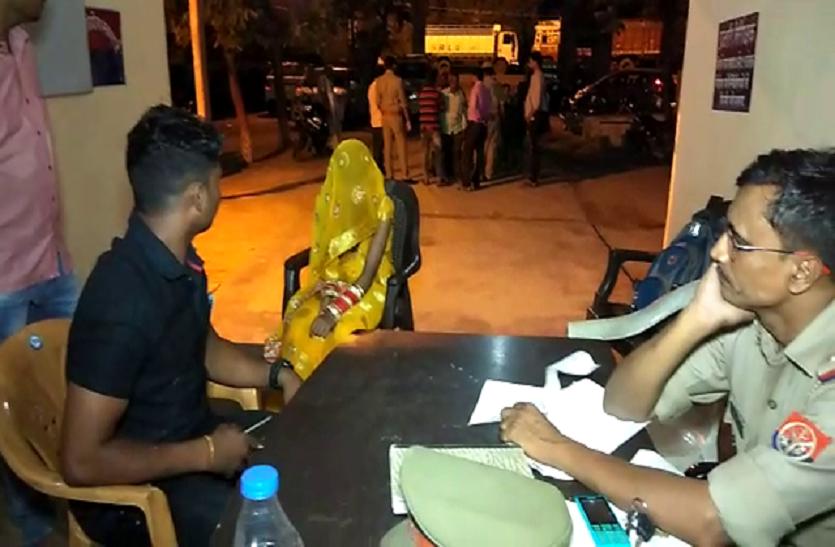 CRPF जवान और पत्नी के गले में चाकू लगाकर गुंडों ने की लूटने की कोशिश, जवान की बहादुरी ने बचाई जान