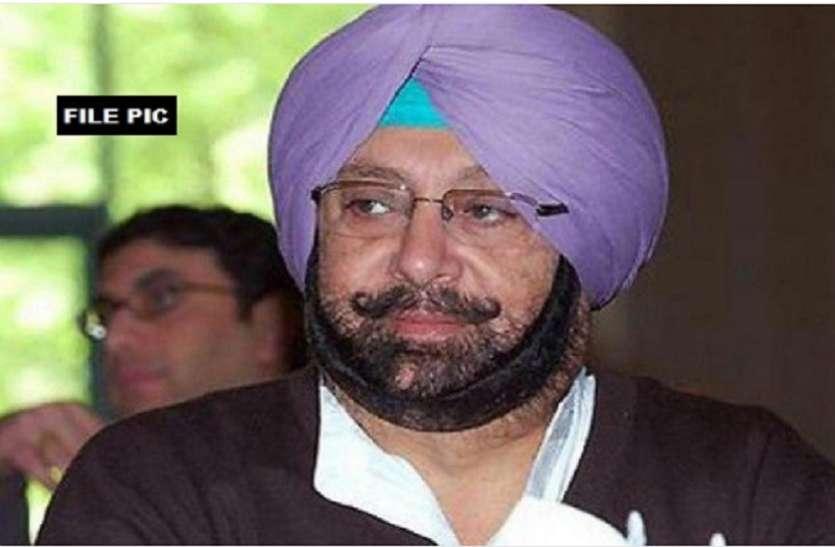 AAP नेता के बयान पर सीएम अमरिंदर सिंह का पलटवार, डोप टेस्ट के लिए हूं तैयार
