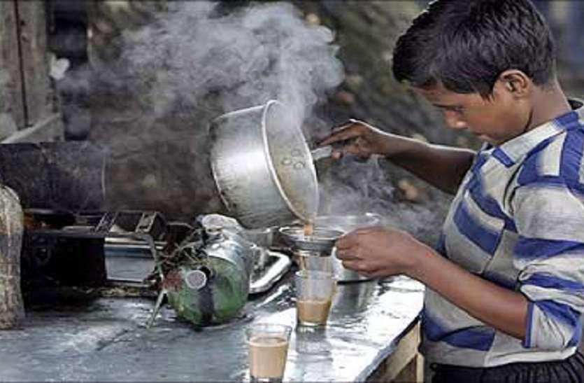 सरकार बेखबर..पेट के लिए पिसता बचपन, 12 जिलों में 13 हजार बाल श्रमिक