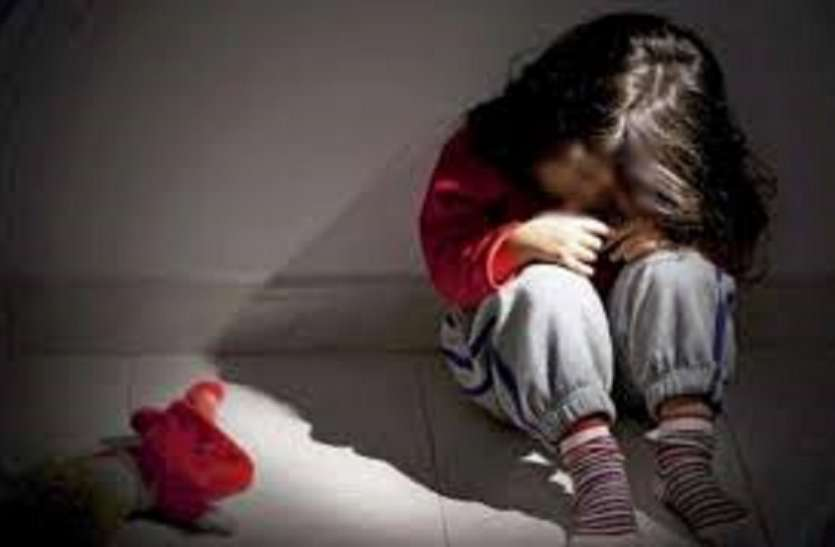 नाबालिग पड़ोसी ने किया बच्ची से दुष्कर्म