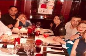 PHOTOS: नीतू सिंह ने परिवार संग पेरिस में मनाया अपना बर्थडे