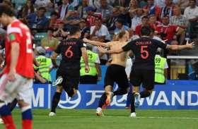 FIFA WC 2018:वीडियों में देखें कैसे क्रोएशिया ने पेनाल्टी शूट आउट में जीत दर्ज कर तोड़ा रूस का दिल