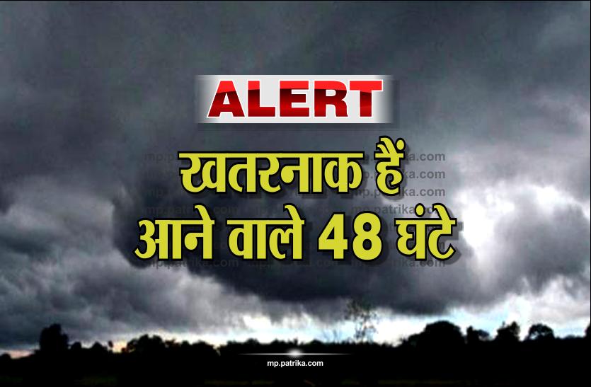 monsoon alert प्रदेश में आज जोरदार बारिश की चेतावनी, इस जिले में सक्रिय बादल