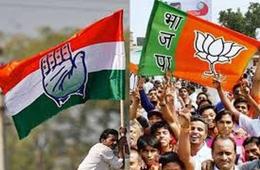 भाजपा-कांग्रेस की मुश्किल बढ़ी, जिलाध्यक्ष से लेकर उम्रदराज नेता दावेदार