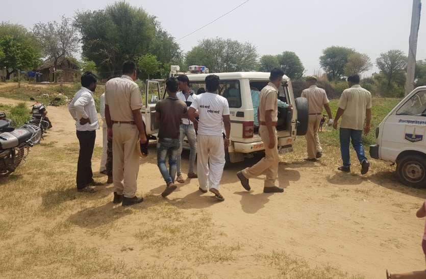 पुलिस पर पथराव करने वाले 14 गिरफ्तार