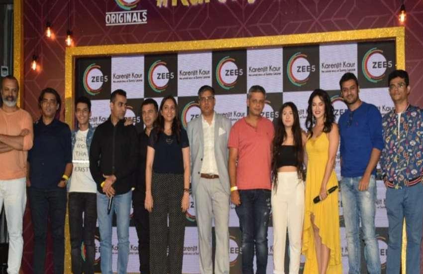 Karenjit Kaur The Untold Story Of Sunny Leone controversy