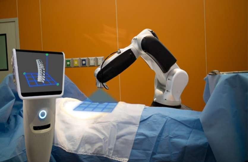रोबोटिक स्पाइनल सर्जरी है कारगर