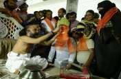 भगवान जगन्नाथ रथयात्रा की तैयारियां जोर—शोर से... इस शहर में...देखिए तस्वीरें