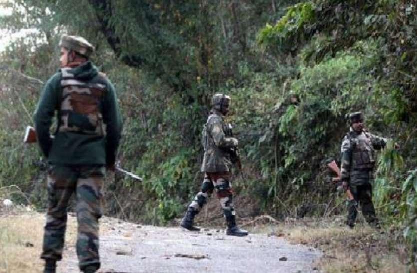 कश्मीर में सेना की गोलीबारी में एक शख्स की मौत, तनाव के बाद स्कूल-कॉलेज बंद