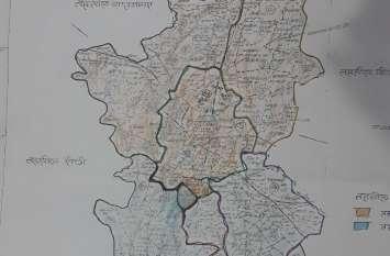 दो तहसील में विभाजित होगा शहर, 3 की बजाय 6 होगी सर्किंल