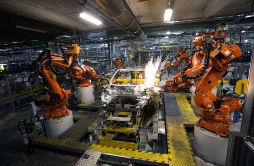 औद्योगिक उत्पादन सूचकांक ने दी राहत, मई में 3.2 फीसदी की बढ़त