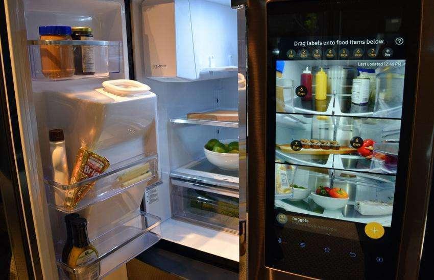 cheap fridge