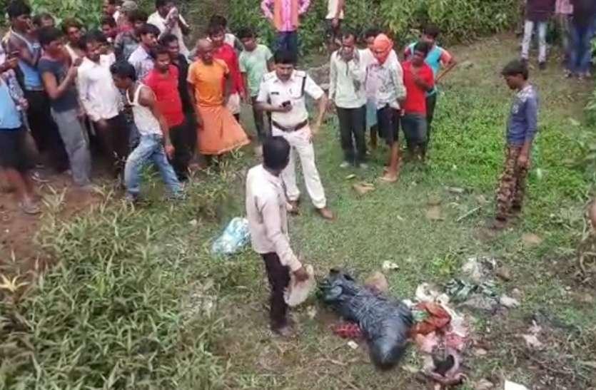 भउली पुलिया में मिली महिला की सिर कटी लाश